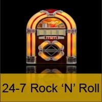 24/7 Niche Radio - 24-7 Rock 'N' Roll