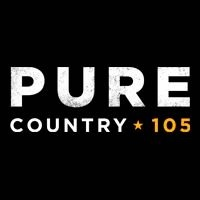 Pure Country 105 - CKQM-FM