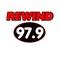 Rewind 97.9 - WYDK Logo
