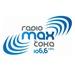 Radio Maxcoka 106.6 Logo