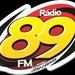 Rádio 89FM Logo