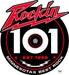 Rockin 101 - WHMH Logo
