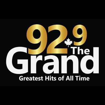 92.9 The Grand - CHTG-FM