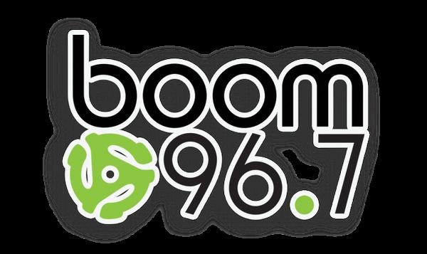 Boom 96.7 - CFXW-FM