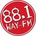 WAY-FM - WAYF Logo