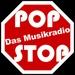 Popstop - Das Musikradio Logo