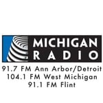 Michigan Radio - WUOM Logo