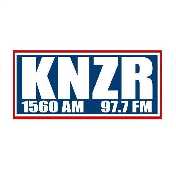 KNZR 1560 AM 97.7 FM - KNZR-FM