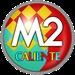 M2 Radio - M2 Caliente Logo