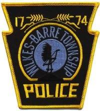 Wilkes-Barre / Luzerne County PA Police