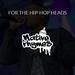 Dash Radio - Native Rhymes - Classic Hip-Hop Logo