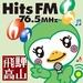 ヒッツFM 76.5 Logo