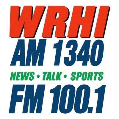 WRHI FM 100.1 - WRHI