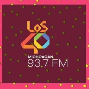 Los 40 Michoacan - XENI