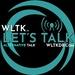 WLTK-DB Let's Talk Radio Logo
