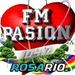 Fm Pasion 104.7 ( Rosario ) Logo