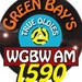 The Oldies Station - WGBW Logo