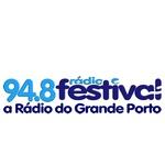 Rádio Festival 94.8 Logo