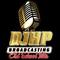 DJHP Broadcasting Logo