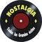 Nostalgia Fm - Rock Logo