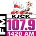 107.9 FM/1420 AM KJCK - KJCK Logo