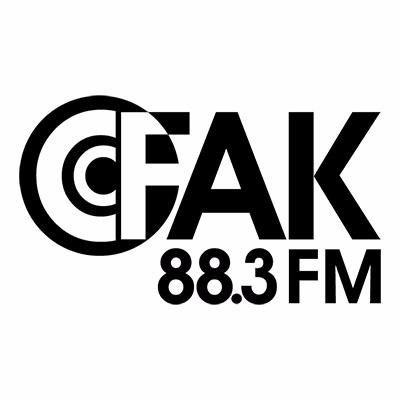 CFAK 88.3 FM - CFAK-FM