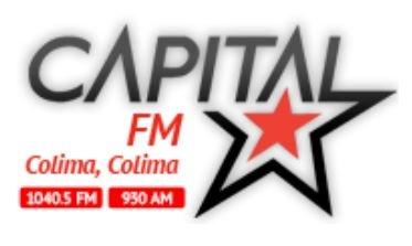 Capital FM Colima - XETTT