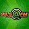 Arroba@FM - XEAF Logo