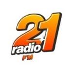 Radio21FM Logo