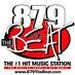 879 The Beat Logo