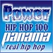 Power Hip Hop 100 Panama Logo