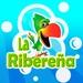 Radio La Ribereña Logo