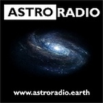 Astro Radio Earth Logo