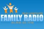 New Hampshire Family Radio - WLMW Logo