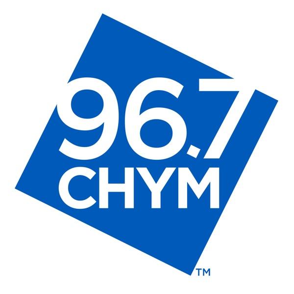 96.7 CHYM - CHYM-FM
