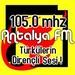 Antalya FM Logo