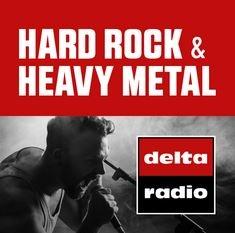 delta radio - Hard Rock & Heavy Metal (Föhnfrisur)