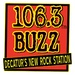 106.3 The Buzz - W292EO Logo
