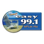 Today's Easy 99.1 - WPLM-FM Logo