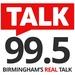 Talk 99.5 - WZRR Logo