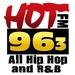Hot 96.3 - WHHH Logo