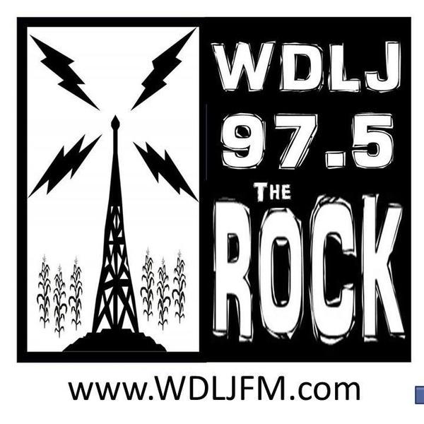 97.5 The Rock - WDLJ