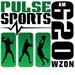 The Pulse AM 620 - WZON Logo