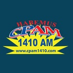 CPAM 1410 AM - CJWI Logo