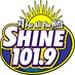 Shine 101.9 Logo