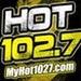 Hot 102.7 - WXHT Logo