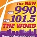 The Word - W268CT-FM Logo