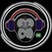 Funky Monkey FM Logo