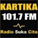 Kartika 101.7 FM Logo