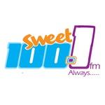 Sweet FM 100.1 FM Logo